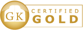 GK GOLD Certification