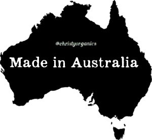 Designed, Made & Packaged In Australia